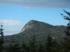 What I did today on the Adirondack Coast……. Went off coast and uphill. Big Slide Mountain.