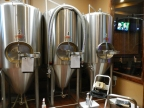 What I did today on the Adirondack Coast……… A trip to the brewery