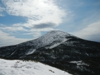 What I did this weekend on the Adirondack Coast………. Hike up Algonquin and Wright
