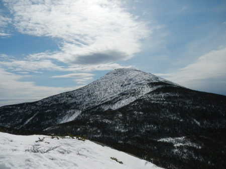View of Algonquin from Wright Peak